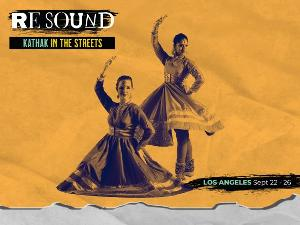 Leela Dance Collective Presents RERSOUND, A 5-Day Celebration Of Kathak Dance