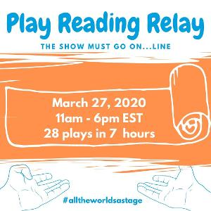 Playwrights Guild Of Canada to Host Seven Hour Play Reading Relay