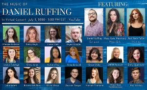 Mary Kate Morrissey, Keri René Fuller and More to Perform in Virtual Concert Featuring the Music of Daniel Ruffing