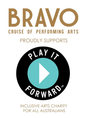 Play It Forward Delivers BRAVO'S New Choir Program & Arts Charity Partner