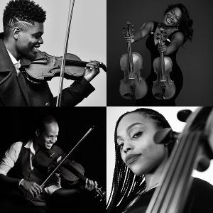 The Omnipresent Music Festival Pop String Quartet Honors Music of Our Generation in A Free Concert