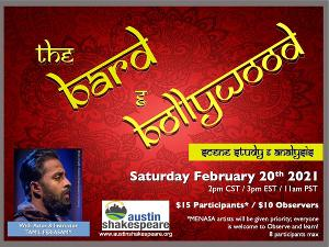 Austin Shakespeare Offers The Bard & Bollywood Scenework Class