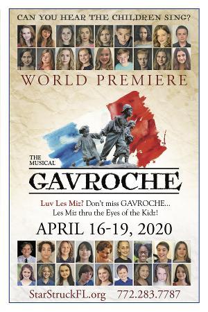 GAVROCHE, Les Mis Spinoff Musical, to Premiere at Stuart Theatre