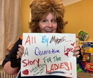 Molly 'Equality' Dykeman Returns With Encore Performance Of New Virtual Show ALL BY MYSELF