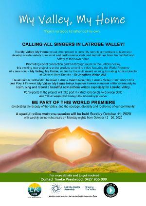Local Choir Creates Connection And Celebration Across Latrobe Valley