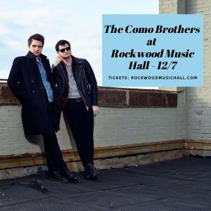 The Como Brothers Perform Their Release A Month Singles Live in New York City