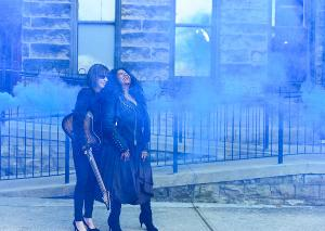 Blues Duo From Pittsburgh Soulful Femme Releases Debut Album With Blues Greats