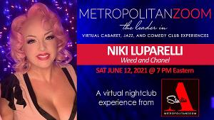 MetropolitanZoom Presents NIKI LUPARELLI - CHAMPAGNE CHAOS