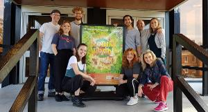 Rehearsals Begin For Queen's Theatre Hornchurch's Panto Spectacular ROBIN HOOD