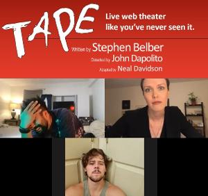 TheSharedScreen Co.'s TAPE By Stephen Belber Extended Into December