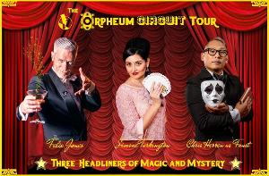 Thaetre 40 Presents THE ORPHEUM CIRCUIT TOUR