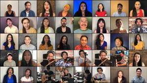VIDEO: Joshua Dela Cruz, Ali Ewoldt & More Join Broadway Barkada In 'You Will Be Found' Music Video