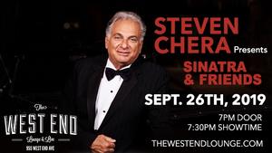 Steven Chera Presents Sinatra & Friends
