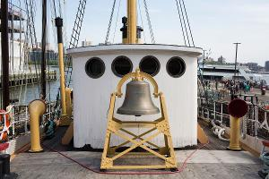 South Street Seaport Museum Announces Free Tours Of LightshipAmbrose Beginning in August