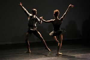 Francesa Harper Presents Interactive Dance Performance At The Green-Wood Cemetery