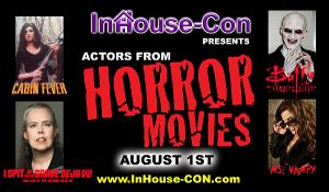 Coolwaters Productions Announces Horror Celebrities Virtual Con During Covid-19