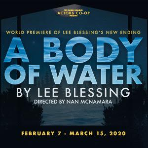 Lee Blessing's A BODY OF WATER is Coming To Actors Co-op in February