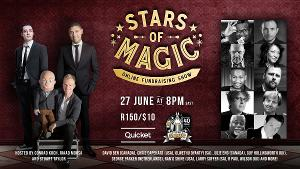 Taylor, Koch And Moosa To Host Magicians From Around The World For College Of Magic's 40th Anniversary Show