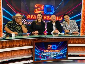 Premios De La Radio 2019 Announces Full List Of Nominees