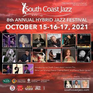 Heather Bambrick, Lou Pomonti, John Finley, Charu Suri & More To Headline 8th Annual South Coast Jazz & Blues Festival
