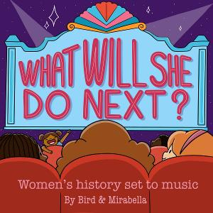 Kara Lindsay and More Join WHAT WILL SHE DO NEXT? Musical Podcast