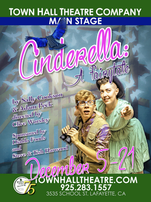 CINDERELLA: A FAIRYTALE Will Bring Doc Martens Not Glass Slippers To The Holiday Line Up