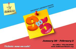 CCCEPA/Pebblebrook Performs 9 TO 5 THE MUSICAL