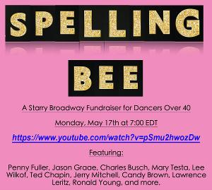 Jerry Mitchell, Charles Busch and More Join BROADWAY SPELLING BEE Fundraiser, May 17