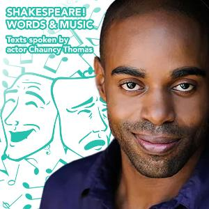 The Cecilia Chorus Of New York Presents SHAKESPEARE! AN EVENING OF MUSIC AND SPOKEN WORD With Mark Shapiro