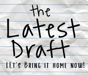 THE LATEST DRAFT Podcast Second Season Premieres Feb. 12