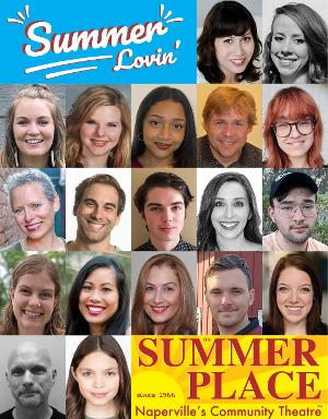 SUMMER LOVIN' to be Presented at Summer Place Theatre