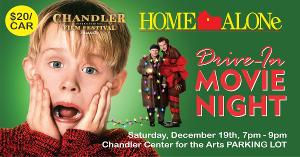 Chandler International Film Festival Hosts Drive-In Movie Featuring HOME ALONE