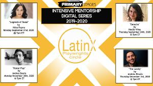 LPC & Primary Stages Announce The Intensive Mentorship: Digital Reading Series