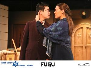 West Coast Jewish Theatre' s FUGU Now Available Free Online