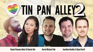 Tin Pan Alley 2 Concert Series to Celebrate Pride