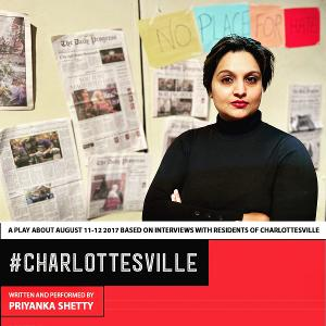 Abbey Theater Of Dublin Presents Workshop Premiere Production Of #CHARLOTTESVILLE