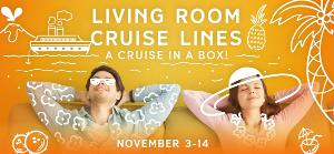 Set Sail With Gretna Theatre's CRUISE IN A BOX: LIVING ROOM CRUISE LINES