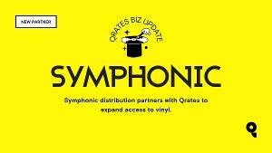 Symphonic Distribution Partners With Qrates To Expand Vinyl Services To Full Roster Of Independent Artists And Labels