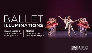 Singapore Dance Theatre Announces Ballet Illuminations Tour To Malaysia This April