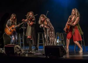 The Grand Oshkosh Welcomes All-Female Country Band FAREWELL ANGELINA