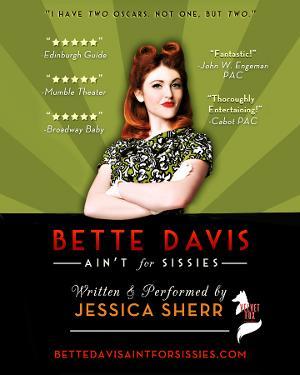 Karen Carpenter to Direct Industry Reading of BETTE DAVIS AIN'T FOR SISSIES Written By and Starring Jessica Sherr
