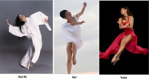 Nai-Ni Chen Dance Company Free Online Company Classes June 1-5, 2020