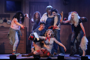 EVIL DEAD THE MUSICAL Comes to Pittsburgh's West End