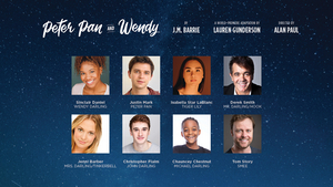 Shakespeare Theatre Company Has Announced Cast For PETER PAN AND WENDY