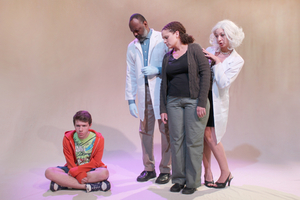The Cherry Artists Collective Announces English-Language Premiere Of THE SHOE