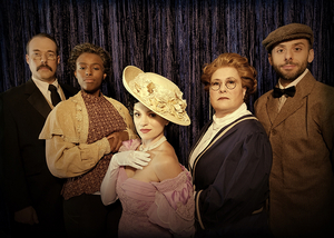 TINTYPES: A Musical Celebration Of America Comes To The Grange Theatre