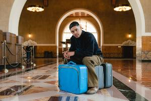 New Theatrical Dance Film BAGGAGE by Jay Carlon to be Premiered by Metro Art Presents