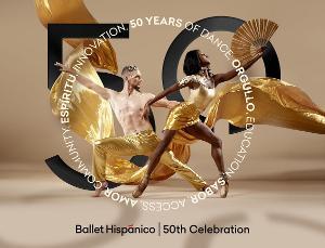 Ballet Hispánico Announces 50th Celebration Virtual Premiere