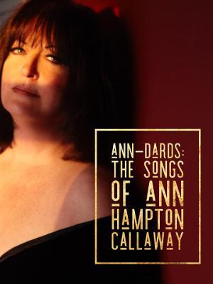 Ann Hampton Callaway Will Present 'ANN-dards'