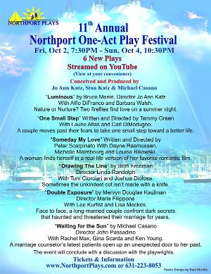 NORTHPORT ONE-ACT PLAY FESTIVAL Presents Six New Plays